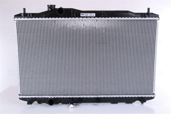 68134A NISSENS ohne Rahmen, Kühlrippen gelötet, Aluminium Kühler, Motorkühlung 68134A günstig kaufen