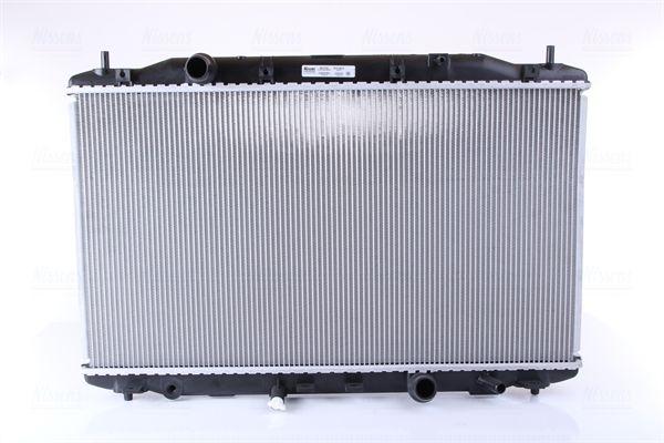 NISSENS Kühler, Motorkühlung 68135A