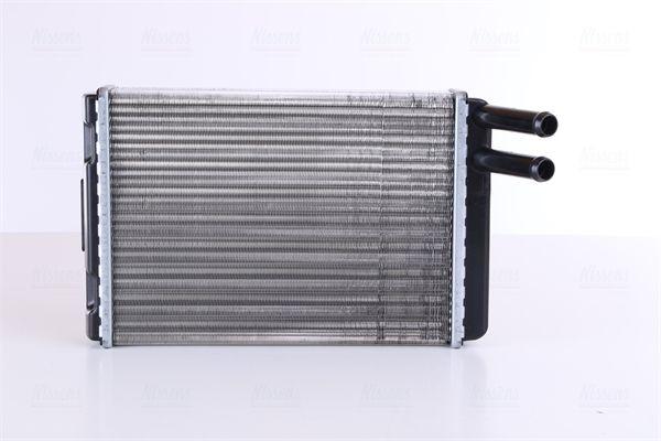 NISSENS: Original Wärmetauscher Heizung 73642 (Aluminium, Kühlrippen mechanisch gefügt, Kunststoff)