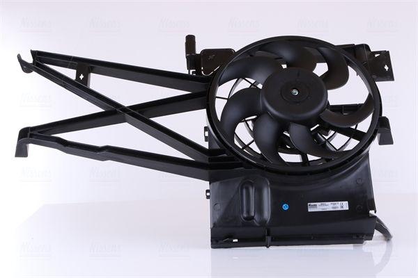 Lüfter Klimaanlage NISSENS 85017