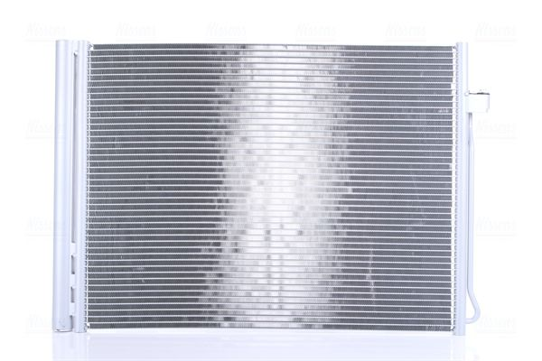 NISSENS: Original Klimakühler 940058 (Kältemittel: R 134a)
