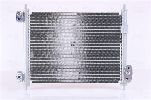 NISSAN NT400 2018 Klimaanlage - Original NISSENS 940078 Netzmaße: 363 x 245 x 16 mm