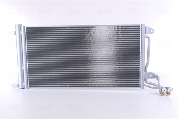 NISSENS: Original Kondensator Klimaanlage 940093 (Netzmaße: 615 x 334 x 16 mm)