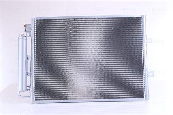 RENAULT TWINGO 2019 Klimakondensator - Original NISSENS 940126 Netzmaße: 542 x 376 x 16 mm