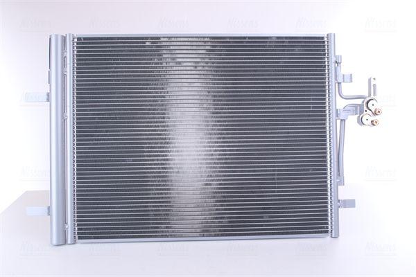 Kondensor, klimatanläggning NISSENS 940155 Recensioner