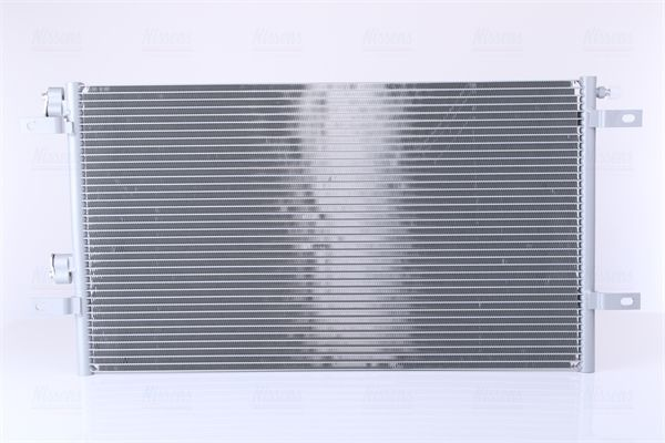 RENAULT LAGUNA 2012 Kondensator Klimaanlage - Original NISSENS 94551 Netzmaße: 700 x 391 x 16 mm