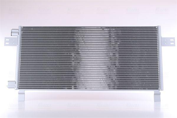 NISSENS Kondensor, klimatanläggning 94681 - köp med 15% rabatt