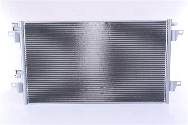 RENAULT VEL SATIS 2019 Klimakondensator - Original NISSENS 94856 Netzmaße: 700 x 391 x 16 mm