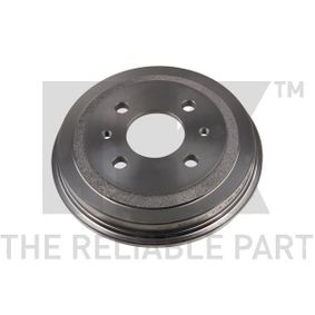 ORIGINAL TRW tambour tambour frein arriere Fiat