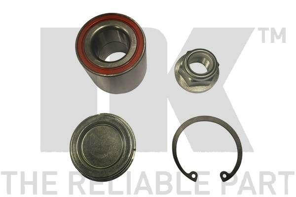 Купете 763620 NK с принадлежности Ø: 53мм, вътрешен диаметър: 27мм Комплект колесен лагер 763620 евтино
