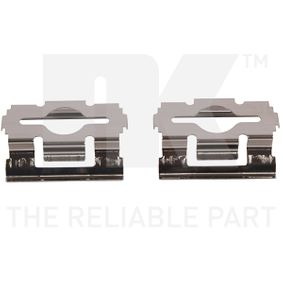 buy and replace Accessory Kit, disc brake pads NK 7923657