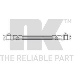 854756 Bremsschlauch NK 854756 - Große Auswahl - stark reduziert
