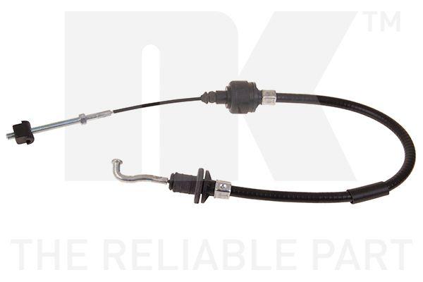 923629 NK Länge: 727/417mm Seilzug, Kupplungsbetätigung 923629 günstig kaufen