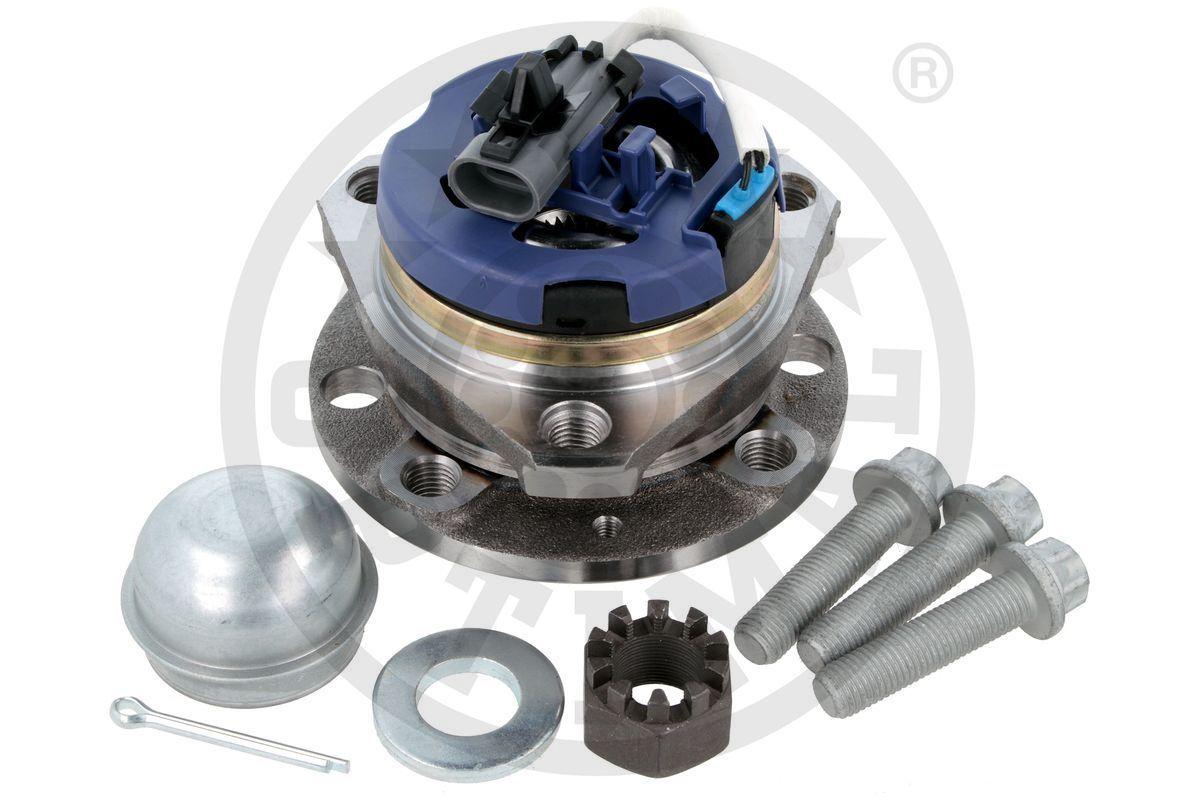 Купете 201035 OPTIMAL с интегриран магнитен сензорен пръстен Ø: 119мм, вътрешен диаметър: 28мм Комплект колесен лагер 201035 евтино