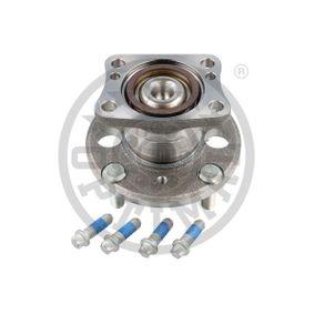 302101 OPTIMAL links, Hinterachse, rechts, mit integriertem magnetischen Sensorring Radlagersatz 302101 günstig kaufen