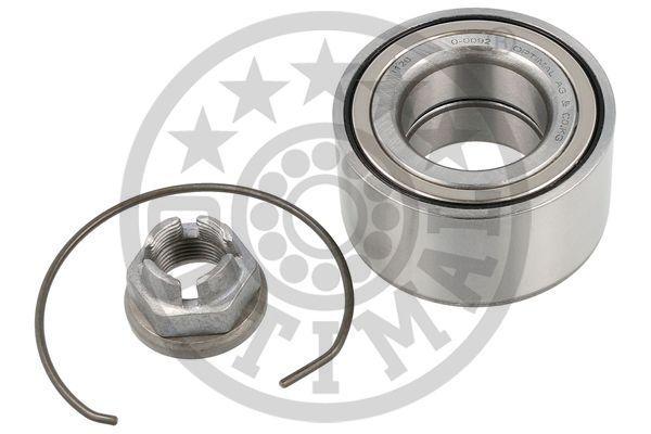 700310 OPTIMAL Right, Left Ø: 72mm, Inner Diameter: 37mm Wheel Bearing Kit 700310 cheap