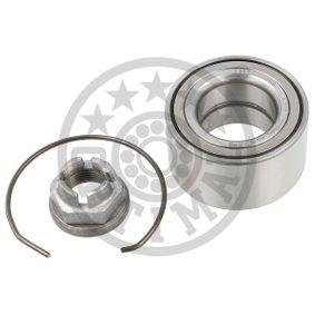 701302 OPTIMAL Front Axle, Left, Right Ø: 65mm, Inner Diameter: 35mm Wheel Bearing Kit 701302 cheap