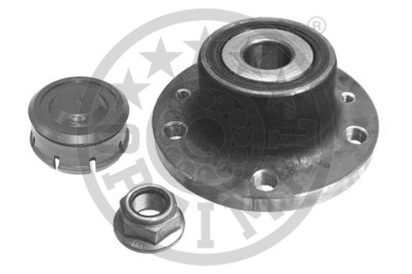 702960 OPTIMAL mit integriertem magnetischen Sensorring Ø: 133mm, Innendurchmesser: 25mm Radlagersatz 702960 günstig kaufen