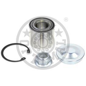 702982 OPTIMAL Hinterachse, links, rechts, ohne ABS-Sensorring Ø: 55mm, Innendurchmesser: 25mm Radlagersatz 702982 günstig kaufen