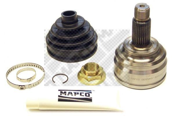 MAPCO: Original Antriebswellengelenk Radseitig 16650 (Außenverz.Radseite: 30, Innenverz. Radseite: 27)