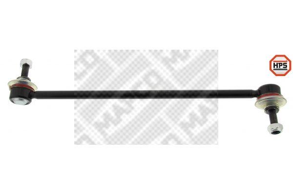 Peugeot 308 2016 Anti roll bar stabiliser kit MAPCO 19375HPS: Front axle both sides