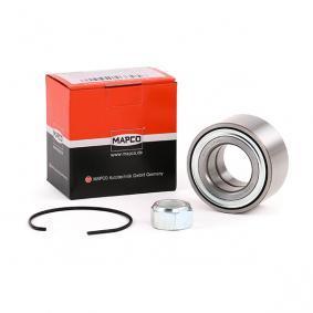 26100 MAPCO Ø: 72mm, Inner Diameter: 37mm Wheel Bearing Kit 26100 cheap