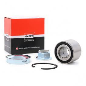 26102 MAPCO Ø: 52mm, Innendurchmesser: 25mm Radlagersatz 26102 günstig kaufen