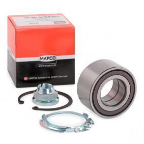 26126 MAPCO Vorderachse beidseitig, mit integriertem magnetischen Sensorring Ø: 72mm, Innendurchmesser: 37mm Radlagersatz 26126 günstig kaufen