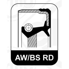 702.269 Shaft Seal, crankshaft ELRING - Experience and discount prices