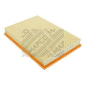 60023 Oro filtras MAPCO 60023 Platus pasirinkimas — didelės nuolaidos
