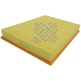 60023 Oro filtras MAPCO - Pigus kokybiški produktai