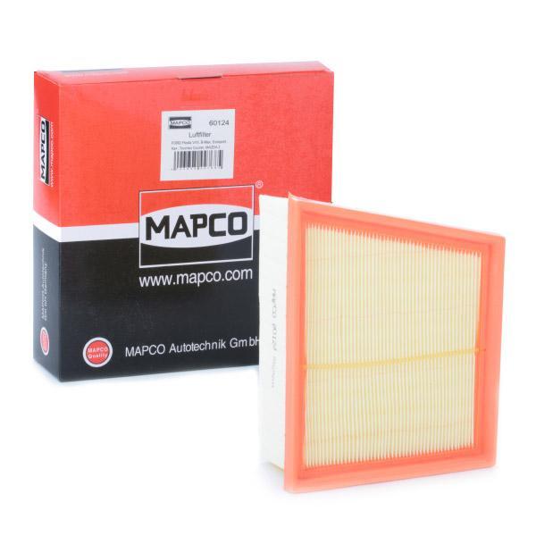 60124 Filtro Aria MAPCO 60124 - Prezzo ridotto