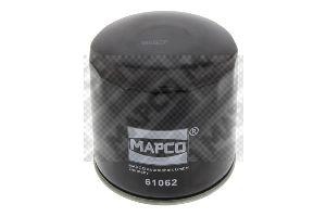 61062 Ölfilter MAPCO Test