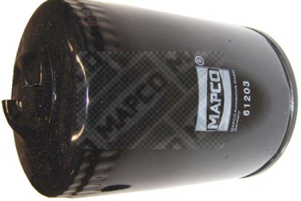 61203 MAPCO Anschraubfilter Innendurchmesser: 62mm, Innendurchmesser 2: 71mm, Ø: 86mm, Höhe: 139mm Ölfilter 61203 günstig kaufen