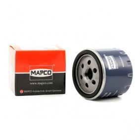 Купете MAPCO навиващ филтър Ø: 76мм, височина: 68мм Маслен филтър 61218 евтино