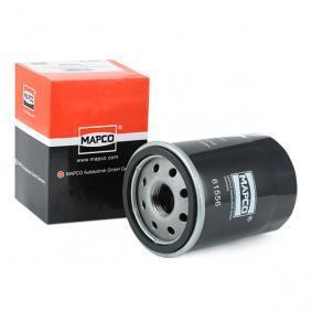 61556 MAPCO Filtro aparafusado Diâmetro interior 2: 54mm, Ø: 66mm, Altura: 92mm Filtro de óleo 61556 comprar económica