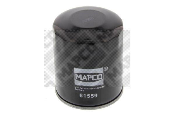 61559 MAPCO Anschraubfilter Innendurchmesser 2: 57mm, Innendurchmesser 2: 65,2mm, Ø: 81,5mm, Höhe 1: 100mm Ölfilter 61559 günstig kaufen