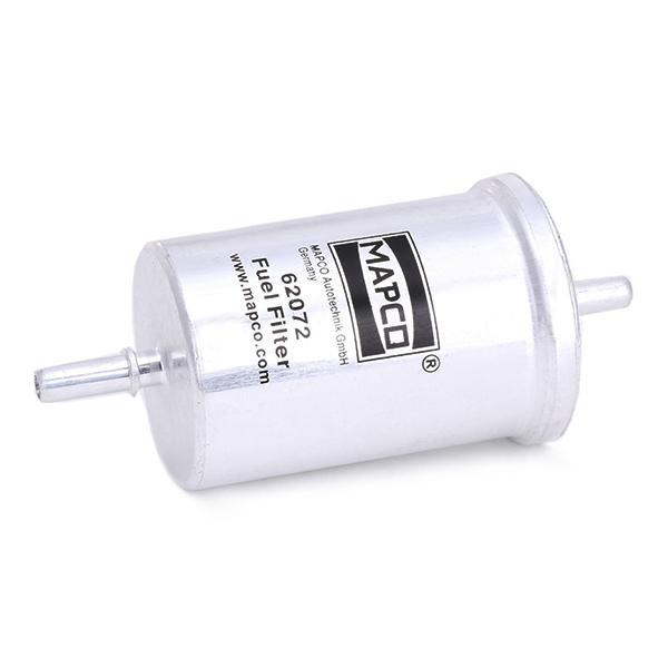 62072 Kütusefilter MAPCO 62072 - Lai valik
