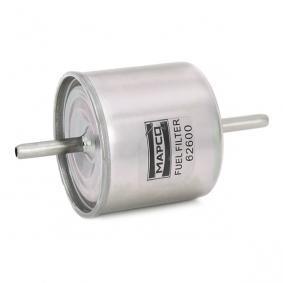 Mapco carburant filtre 62600 pour FORD FIESTA 3 GFJ MONDEO 1 BNP ESCORT 6 GAL GBP