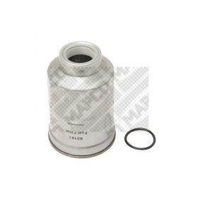 kuro filtras 63181 už VW TARO su nuolaida — įsigykite dabar!