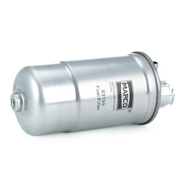 63199 Kütusefilter MAPCO — vähendatud hindadega soodsad brändi tooted