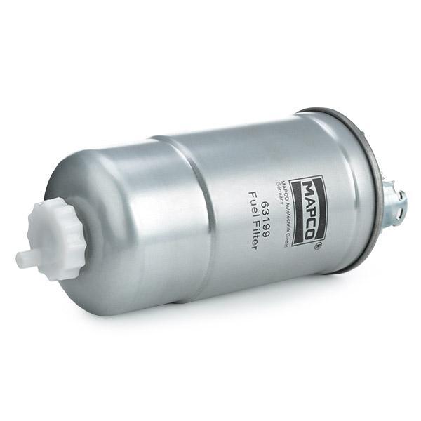 63199 Kütusefilter MAPCO originaal kvaliteediga