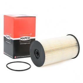 Kraftstofffilter MAPCO 63809 günstige Verschleißteile kaufen
