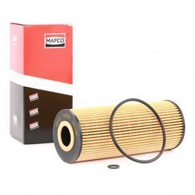 64804 MAPCO Filtereinsatz Innendurchmesser: 25mm, Ø: 64mm, Höhe: 153mm Ölfilter 64804 günstig kaufen