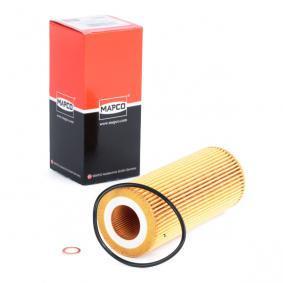 64866 MAPCO Filtereinsatz Innendurchmesser: 31mm, Ø: 64mm, Höhe: 153mm Ölfilter 64866 günstig kaufen
