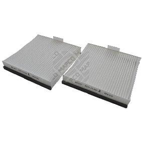 Filtr, vzduch v interiéru 65107/2 pro RENAULT AVANTIME ve slevě – kupujte ihned!