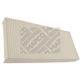 65115 MAPCO Pollenfilter Breite: 118mm, Höhe: 30mm, Länge: 264mm Filter, Innenraumluft 65115 günstig kaufen