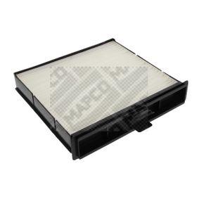 Filtr, vzduch v interiéru 65119 pro RENAULT GRAND SCÉNIC ve slevě – kupujte ihned!