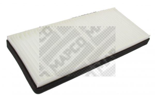 Купете 65602 MAPCO поленов филтър ширина: 150мм, височина: 30мм, дължина: 350мм Филтър, въздух за вътрешно пространство 65602 евтино