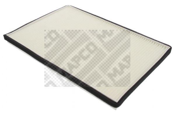 Купете 65803 MAPCO поленов филтър ширина: 256мм, височина: 25мм, дължина: 355мм Филтър, въздух за вътрешно пространство 65803 евтино